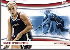 KATIE O'DONNELL - 2012 OLYMPICS FIELD HOCKEY - TOPPS #OLY12
