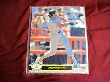JOSE CANSECO CMC 1990 MLB ACTION PHOTOS SERIES # 2 * RARE & STILL SEALED