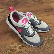 Womens Nike Air Max Thea Hyper Pink/Black/Cool Grey Trainers 1/90 UK 5.5 EU 38.5