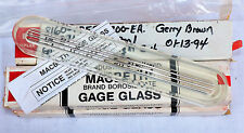 Macbeth B4 Reflex Gage Sight Glass Borosilicate Corning Never Used