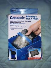 Ccf236 Penn Plax Cascade Bio-rings Filta Pavk For Multiple Canister Filters