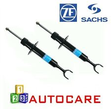 Sachs Front Shock Absorbesr Gas Pressured x2 For Audi A6 Skoda Superb VW Passat