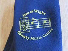 ISOLA di Wight Country Music Centre Tie