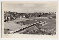 Cullercoats Bay Northumberland 1960 RP Postcard 742b