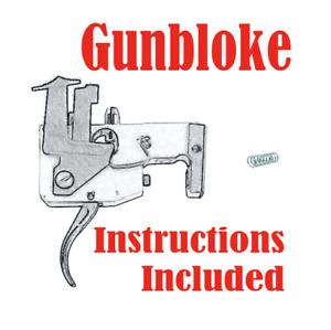 SAKO 75, 85, A7, Quad  Rifles Trigger Spring upgrade kit - Made by Gunbloke