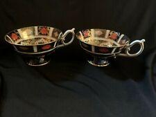 Old Imari 1128 - 2 Elizabeth Footed Cups