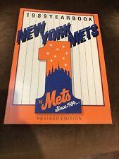 1989 New York Mets Yearbook