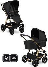 ABC Design Viper 4 Air Champagne 2020 Kombi-Kinderwagen Set 2 in 1 Diamond Gold