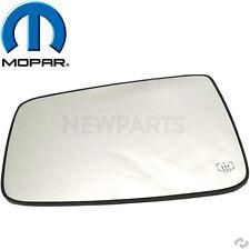 NEW Dodge Ram 1500 Driver Left Mirror Glass Replacement OEM Mopar