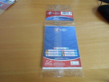 Panini Euro 2016 France Update Set Multipack - 84 neue Sticker Frankreich EM