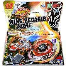 Beyblade Wing Pegasus / Pegasis + Launcher Ripcord in RETAIL PACKAGING