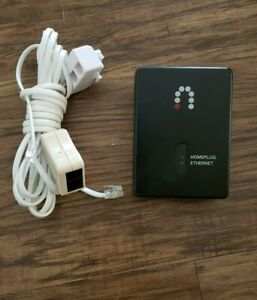 SlingLink Turbo W1 Homeplug Ethernet Sling Media - P/N 157400 Model SL300-100