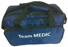 First Aid Sport Team Medic Equipment Bag (Kitted) *Team logo printed FREE*