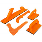 Safety Woodworking Push Block and Push Stick Package 5 Piece Set In Safety Ideal