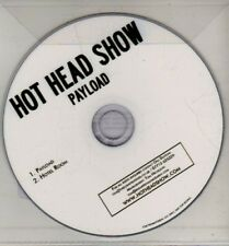 (CJ221) Hot Head Show, Payload - 2011 DJ CD
