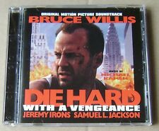 MICHAEL KAMEN Die hard with a vengeance CD OST BRUCE WILLIS RCA VICTOR