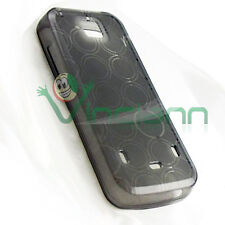 Custodia SOFT Nokia 7310 Supernova CERHI nero fumé