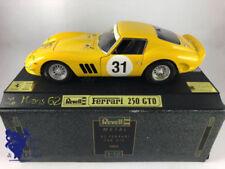 Véhicules miniatures jaune Ferrari 1:12