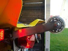 Suzuki LTZ 400 LT-Z Edelstahl Wheele Bar / Grab Bar Quad Quadsport
