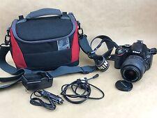 Nikon D D5100 16.2MP Digital SLR Camera w/ AF-S 18-55mm VR Lens
