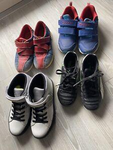 Boy bundle shoes size 11 & 12 uk