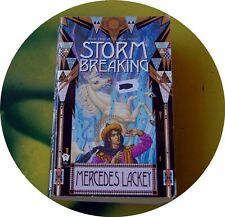 Storm Breaking.. Mercedes Lackey..Mage Storms Book 3. P/B. 1997