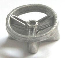Hasbro Monopoly Mustang Steering Wheel pewter token charm miniature.