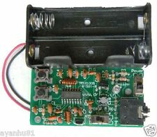Wireless FM Radio Receiver Audio Board FM Receiver Module 87MHz-108MHz