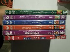 The Lucy Show All Complete Series Dvd Set