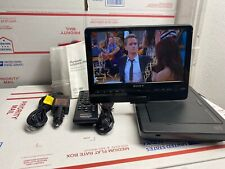 SONY Protable CD/DVD Player DVP-FX950 W/ Remote, Case, Battery & Chargers