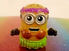 Despicable Me Mineez #129 LUAU JERRY MINION Glows Fart Blaster Mint OOP