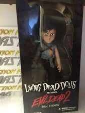 Living Dead Dolls Evil Dead 2 Ash Mezco Toyz Action Figure