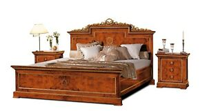 Brand NEW Italian Made 5-Piece Sorento King Size Bed Set