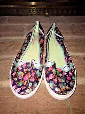 POETIC LICENCE by Irregular Choice FRUIT PUNCH BALLET FLATS WOMENS SHOES SIZE 11