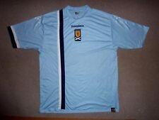 (XL) Scozia Maglia da Calcio Scozzese Calcio Adidas Maglia 2005 Diadora Sfa