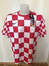 5+/5 Croatia national team 2012/2014 Home XL Nike football shirt jersey soccer