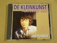 CD / DE KLEINKUNST KOLLEKTIE VAN JAN PUIMEGE