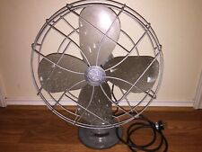 Vintage Emerson Electric USA Model 79648-SD 3-Speed Oscillating Cage Fan 18""