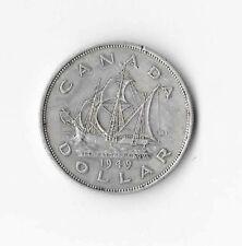 1949 Canadian Silver Dollar (EF-40)