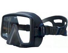 BEAVER ATOMIC DIVING MASK BLACK dive snorkelling