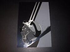 TRON LIGHTCYCLE light cycle handbill poster print portfolio CRAIG DRAKE