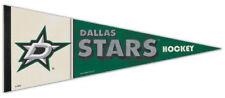 DALLAS STARS NHL Vintage Hockey Collection Premium Felt Collectors PENNANT