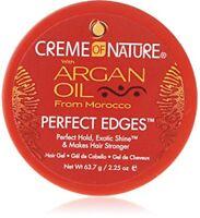 Creme of Nature Argan Oil Perfect Edge Hair Gel 63.7 g