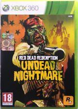 Gioco Xbox 360 Red Dead Redemption - Undead Nightmare - Rockstar Usato