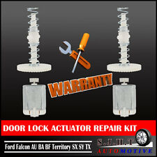 2x Door Lock Actuator Repair Kit For Ford Falcon Territory AU BA BF Series 1 2 3