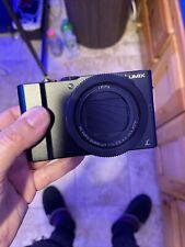 Panasonic LUMIX LX10 20.1MP Digital Camera - Black (Kit w/ 24-72mm Lens)
