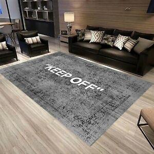 Keep Off Patterned Rug,Fan Carpet,Non Slip Floor Carpet,Teen's Rug,Area Rug,Gift