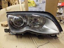 Genuine BMW E46 3 series 01-05 R/H Xenon Headlamp VL RHD   63127165790  B135