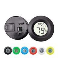 Mini LCD Digital Thermometer Fridge Freezer Tester Temperature Humidity Meter