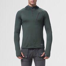 Nike X Gyakusou 4-Way Stretch Half-Zip 658480-071 Reflective Running Hoodie 2XL